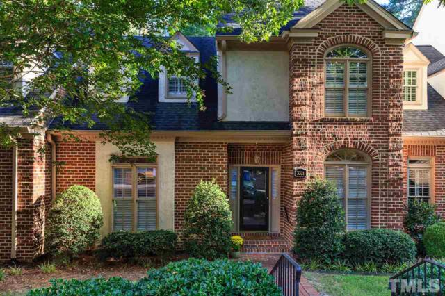 3321 Ridgecrest Court, Raleigh, NC 27607 (#2187682) :: Raleigh Cary Realty