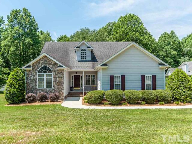 134 Wiltshire Drive, Clayton, NC 27527 (#2187734) :: The Perry Group