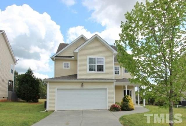 1216 Crendall Way, Wake Forest, NC 27587 (#2187813) :: Allen Tate Realtors