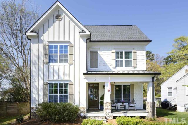 1711 Center Road, Raleigh, NC 27608 (#2187856) :: Allen Tate Realtors