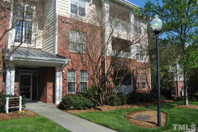 212 Providence Glen Drive #212, Chapel Hill, NC 27514 (#2187893) :: The Perry Group
