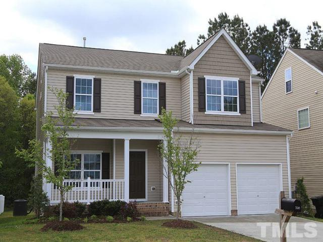 700 Crosstie Street, Knightdale, NC 27545 (#2187904) :: Raleigh Cary Realty