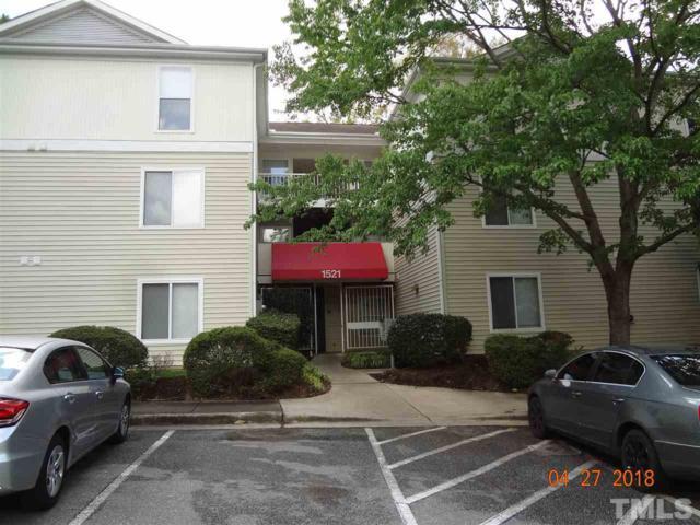 1521 Graduate Lane #302, Raleigh, NC 27606 (#2188141) :: The Jim Allen Group