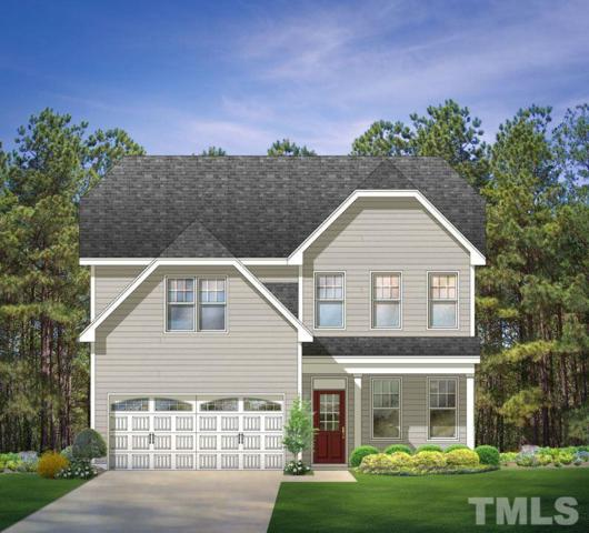 16 Richmond Court Lot 4, Durham, NC 27713 (#2188153) :: The Perry Group