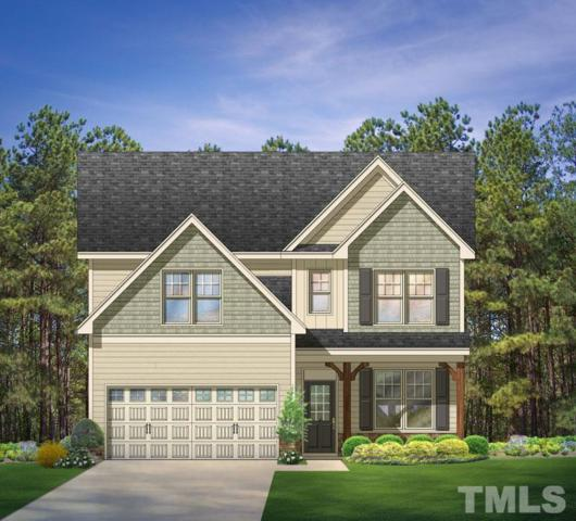 25 Richmond Court Lot 7, Durham, NC 27713 (#2188164) :: The Perry Group