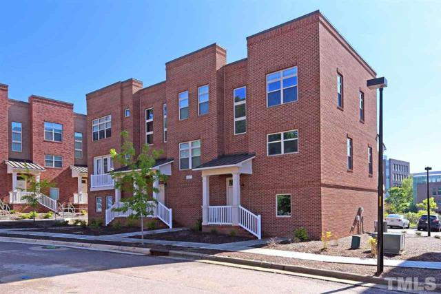 1211 Twin Branches Way #102, Raleigh, NC 27606 (#2188197) :: Allen Tate Realtors