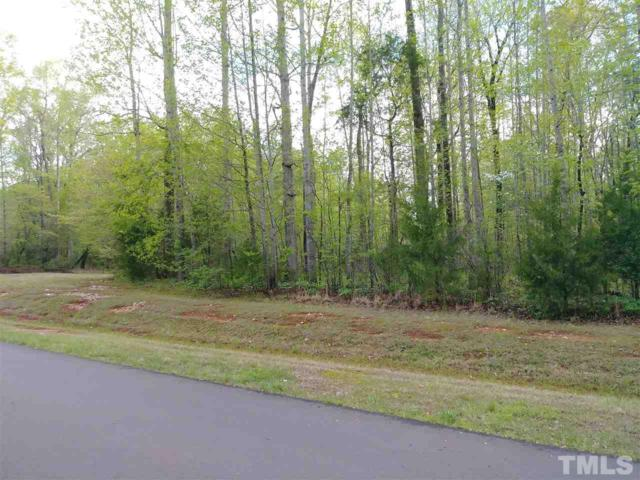 Lot 128 Farm Gate Road, Hillsborough, NC 27278 (#2188285) :: Dogwood Properties