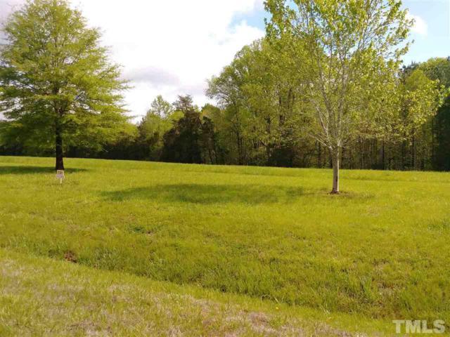 Lot 131 Farm Gate Road, Hillsborough, NC 27278 (#2188289) :: Dogwood Properties