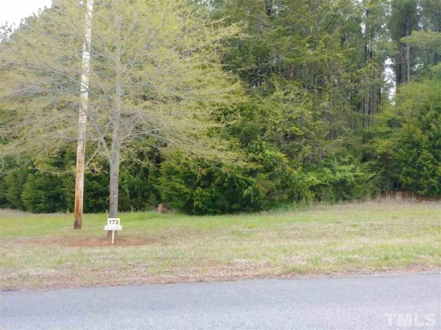 Lot 173 Fox Hill Farm Drive, Hillsborough, NC 27278 (#2188335) :: The Jim Allen Group