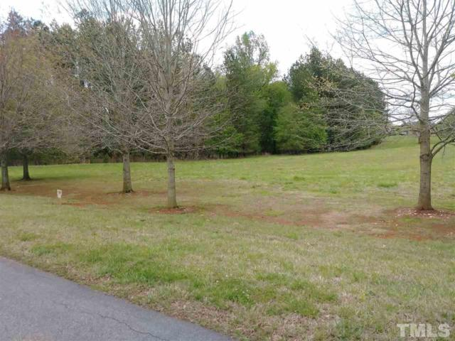 Lot 184 Fox Hill Farm Drive, Hillsborough, NC 27278 (#2188349) :: The Perry Group