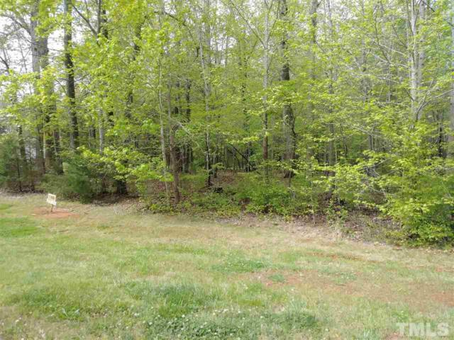 Lot 188 Fox Hill Farm Drive, Hillsborough, NC 27278 (#2188363) :: Morgan Womble Group