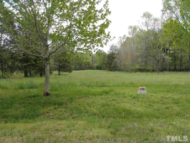 Lot 198 Fox Hill Farm Drive, Hillsborough, NC 27278 (#2188375) :: M&J Realty Group
