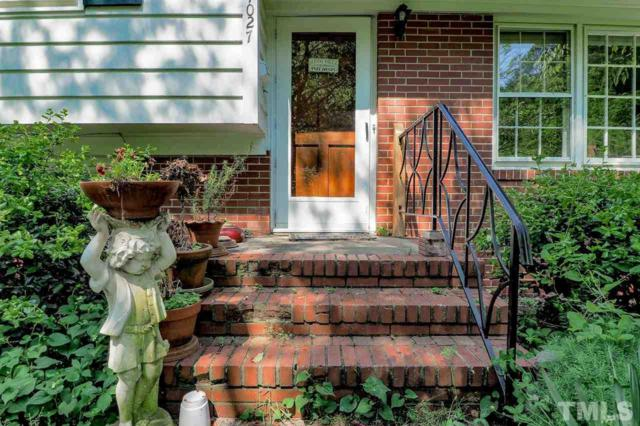 1027 Gardner Street, Raleigh, NC 27607 (#2188537) :: The Perry Group
