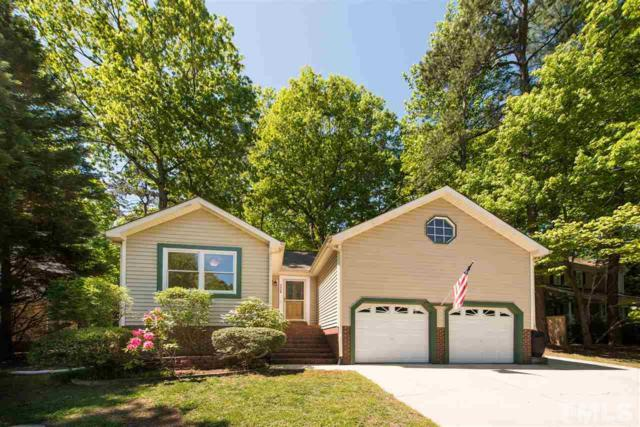 5529 Millrace Trail, Raleigh, NC 27606 (#2188682) :: The Abshure Realty Group