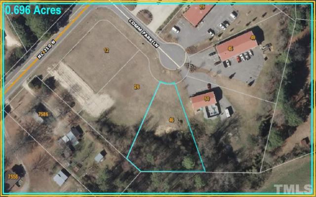 46 Comm Park Lane, Angier, NC 27501 (#2188792) :: Allen Tate Realtors