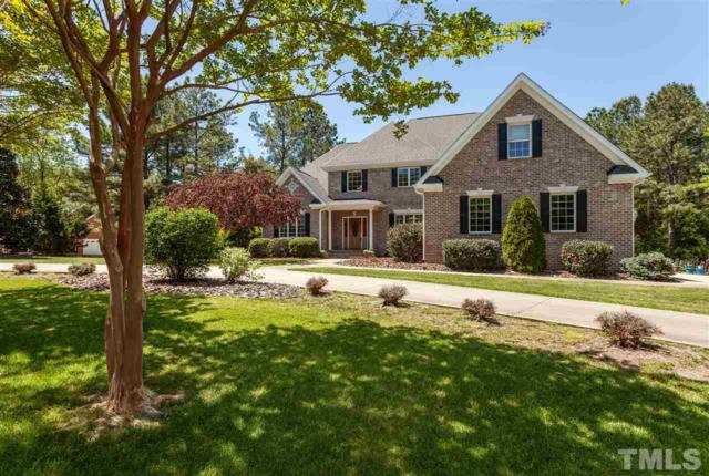 509 Vista Del Lago Lane, Wake Forest, NC 27587 (#2188845) :: The Perry Group