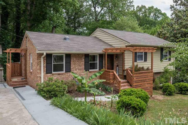 5016 Lakemont Drive, Raleigh, NC 27609 (#2189016) :: The Abshure Realty Group