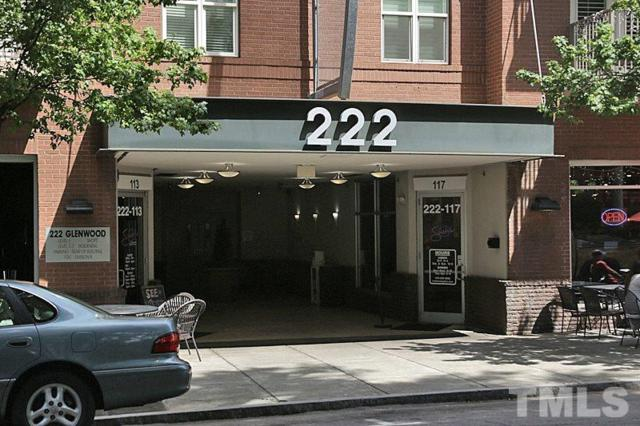 222 Glenwood Avenue #302, Raleigh, NC 27603 (#2189304) :: The Jim Allen Group