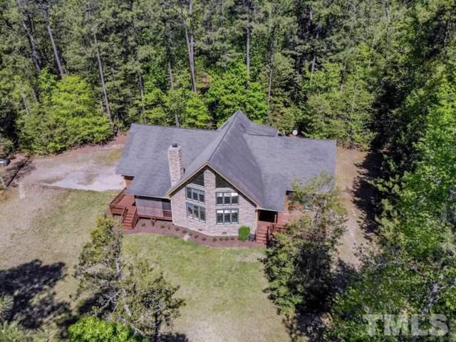 350 Red Hill Lane, New Hill, NC 27562 (#2189310) :: The Perry Group