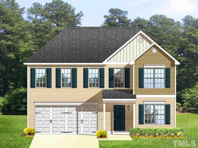 129 Thimbleweed Lane, Lillington, NC 27546 (#2189352) :: Raleigh Cary Realty