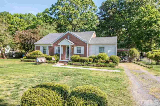 27 Hawthorne Drive, Durham, NC 27712 (#2189541) :: Raleigh Cary Realty