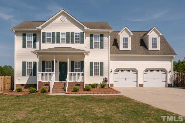 1497 Highland Brooke Way, Holly Springs, NC 27540 (#2189631) :: The Jim Allen Group