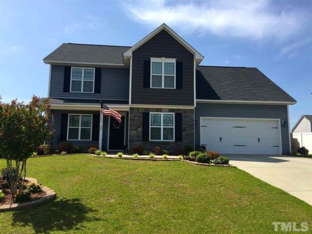 44 Archer Drive, Bunnlevel, NC 28323 (#2189694) :: The Perry Group