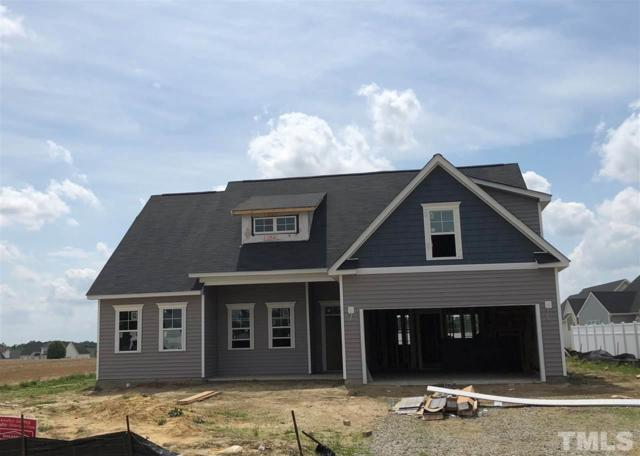 4004 Heritage Road, Wilson, NC 27896 (#2189818) :: The Perry Group