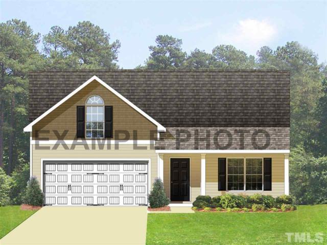 19 Summerwood Lane #11, Lillington, NC 27546 (#2189948) :: Raleigh Cary Realty