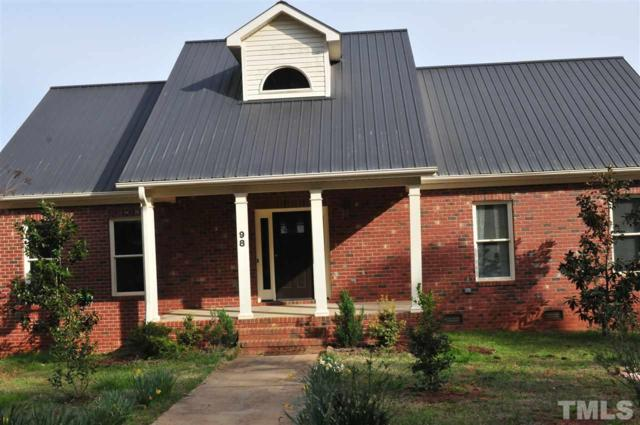 98 Ridgecrest Drive, Siler City, NC 27344 (#2190186) :: The Perry Group