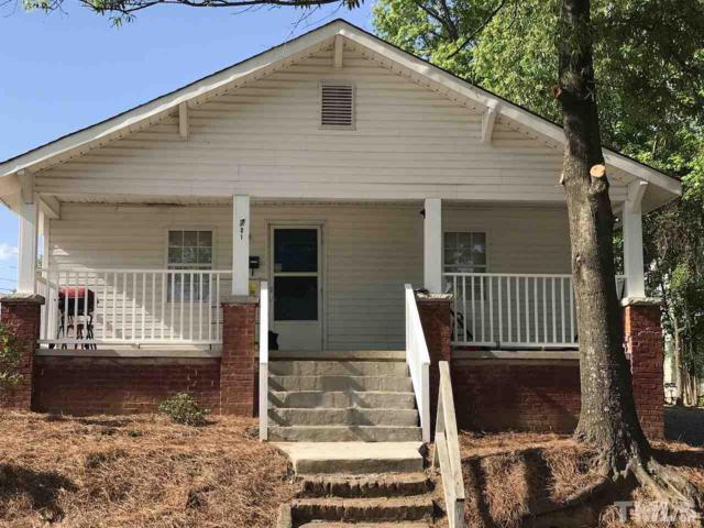 701 Dowd Street, Durham, NC 27701 (#2190271) :: The Perry Group