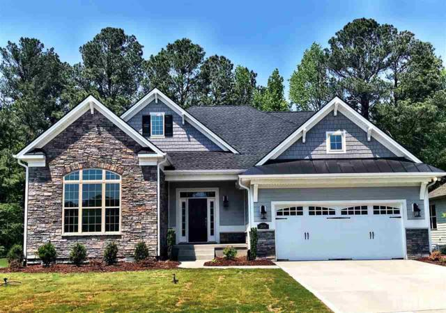 2414 Silver Dew Court, Apex, NC 27523 (#2190299) :: Saye Triangle Realty
