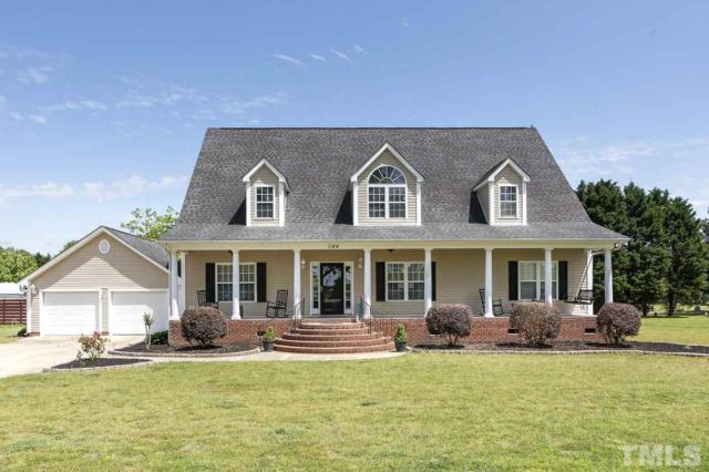 1144 B H Parrish Road, Benson, NC 27504 (#2190331) :: The Perry Group
