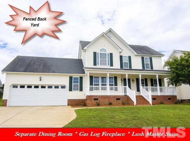 198 Snowberry Lane, Smithfield, NC 27577 (#2190384) :: The Perry Group
