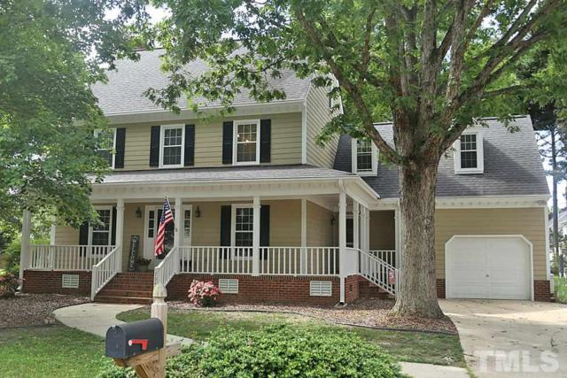 1704 Carrington Drive, Raleigh, NC 27615 (#2190463) :: The Perry Group
