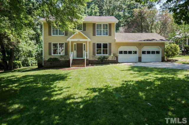 910 Nuthatch Court, Wake Forest, NC 27587 (#2190475) :: The Perry Group