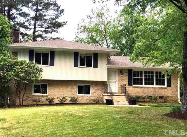 3712 Ann Arbor Court, Raleigh, NC 27604 (#2190516) :: The Perry Group