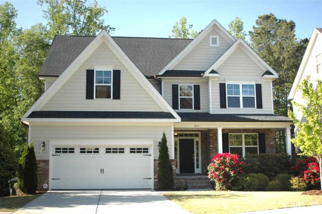 1817 Grande Maison Drive, Apex, NC 27502 (#2190523) :: The Perry Group