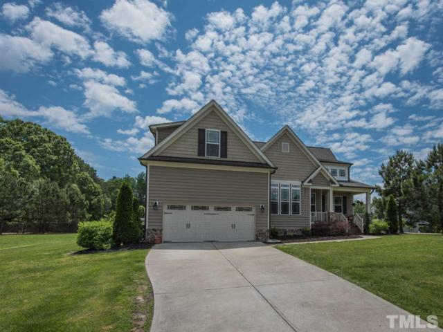 215 Water Oak Way, Louisburg, NC 27549 (#2190533) :: Rachel Kendall Team, LLC