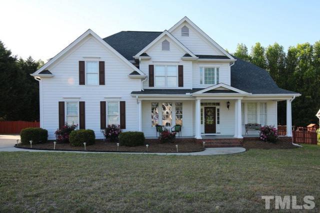 1509 Sophia Ridge Drive, Fuquay Varina, NC 27526 (#2190545) :: The Perry Group