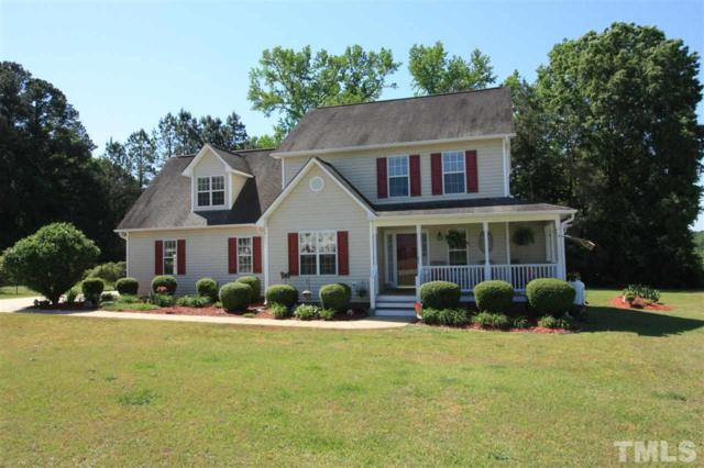 1245 Open Field Drive, Garner, NC 27529 (#2190562) :: The Perry Group