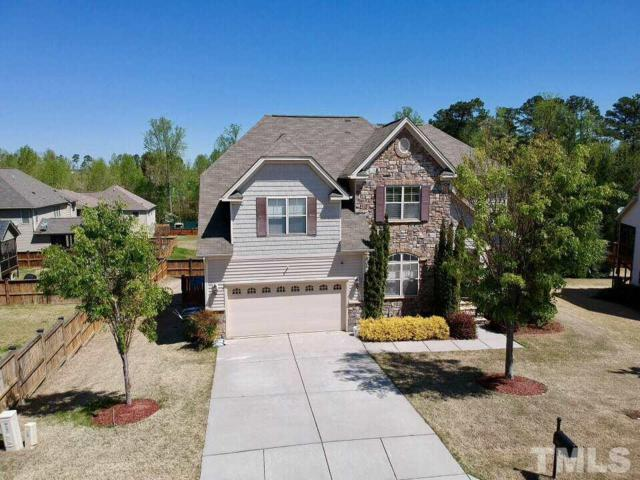 2707 Kinsley Place, Raleigh, NC 27616 (#2190611) :: Allen Tate Realtors