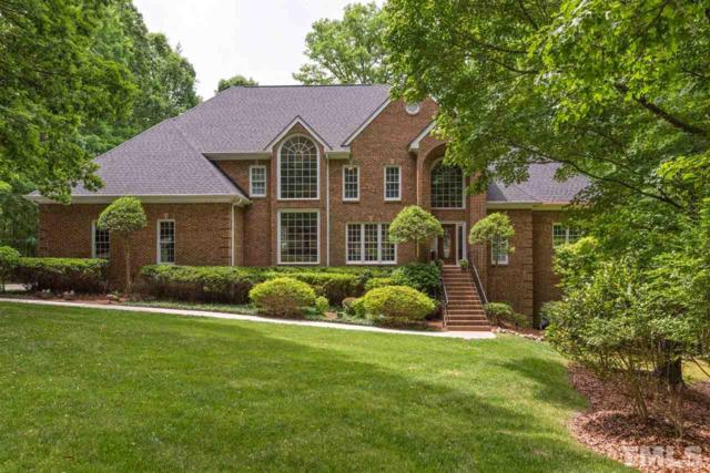 4828 Cypress Ford Drive, Fuquay Varina, NC 27526 (#2190656) :: The Abshure Realty Group