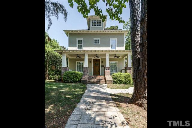 1718 Bickett Boulevard, Raleigh, NC 27608 (#2190751) :: Raleigh Cary Realty
