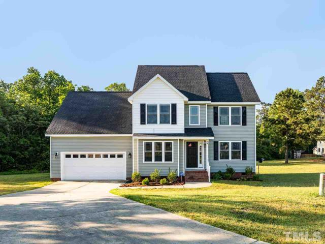 76 Pintail Drive, Lillington, NC 27546 (#2190757) :: The Perry Group