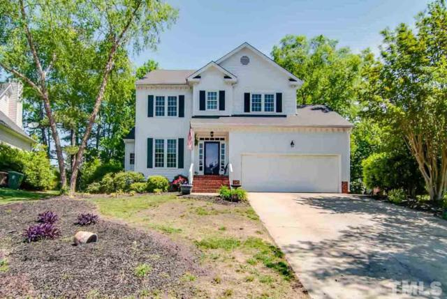 115 Creek Park Drive, Cary, NC 27513 (#2190762) :: The Perry Group