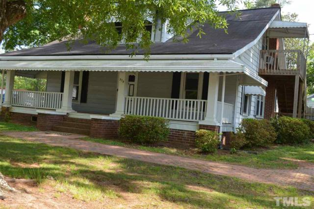 579-A West Street, Pittsboro, NC 27312 (#2190770) :: The Perry Group