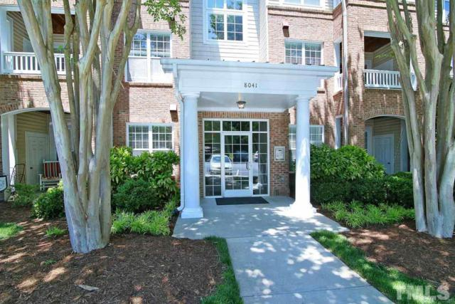 8041 Allyns Landing Way #201, Raleigh, NC 27615 (#2190834) :: The Abshure Realty Group
