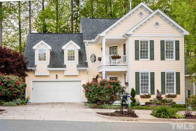 1678 Town Home Drive, Apex, NC 27502 (#2190870) :: Allen Tate Realtors