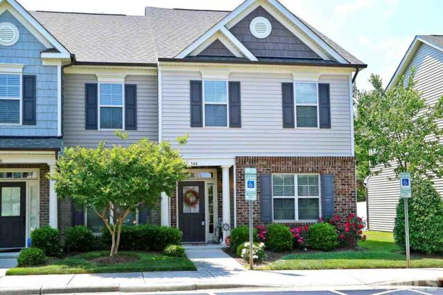 544 Matheson Place, Cary, NC 27511 (#2190930) :: Raleigh Cary Realty